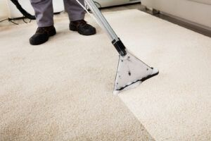 Fitness Facilities -A Image of a machine cleaning a carpet