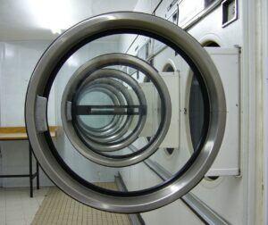 Hospitality and Housekeeping - Image of a Washing machine